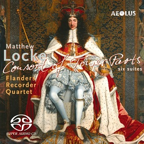 Matthew Locke - Consort of fower parts